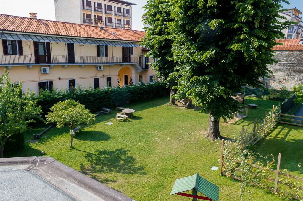 giardino scuola